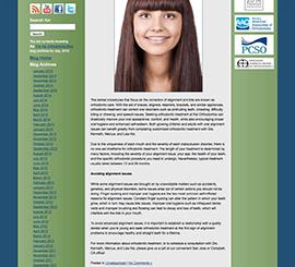 Kai Orthodontics WordPress Blog