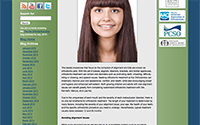 Social Networking and WordPress Blog Development for Kai Orthodontics