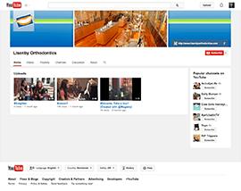 Lisenby Orthodontics YouTube Channel
