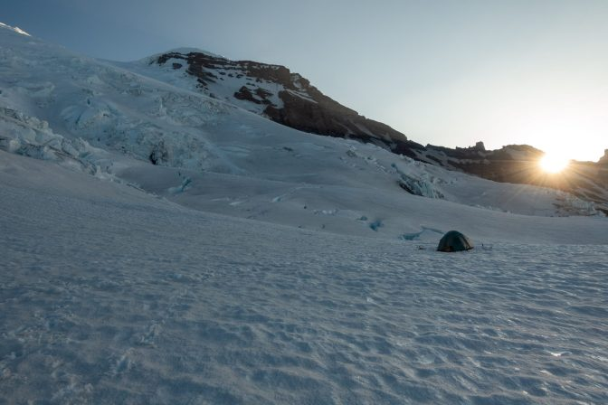 Another view from camp.