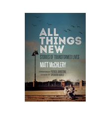 All Things New book cover