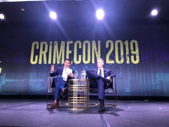Crime Con 2019 Interview with Matt Gutman for ABC News