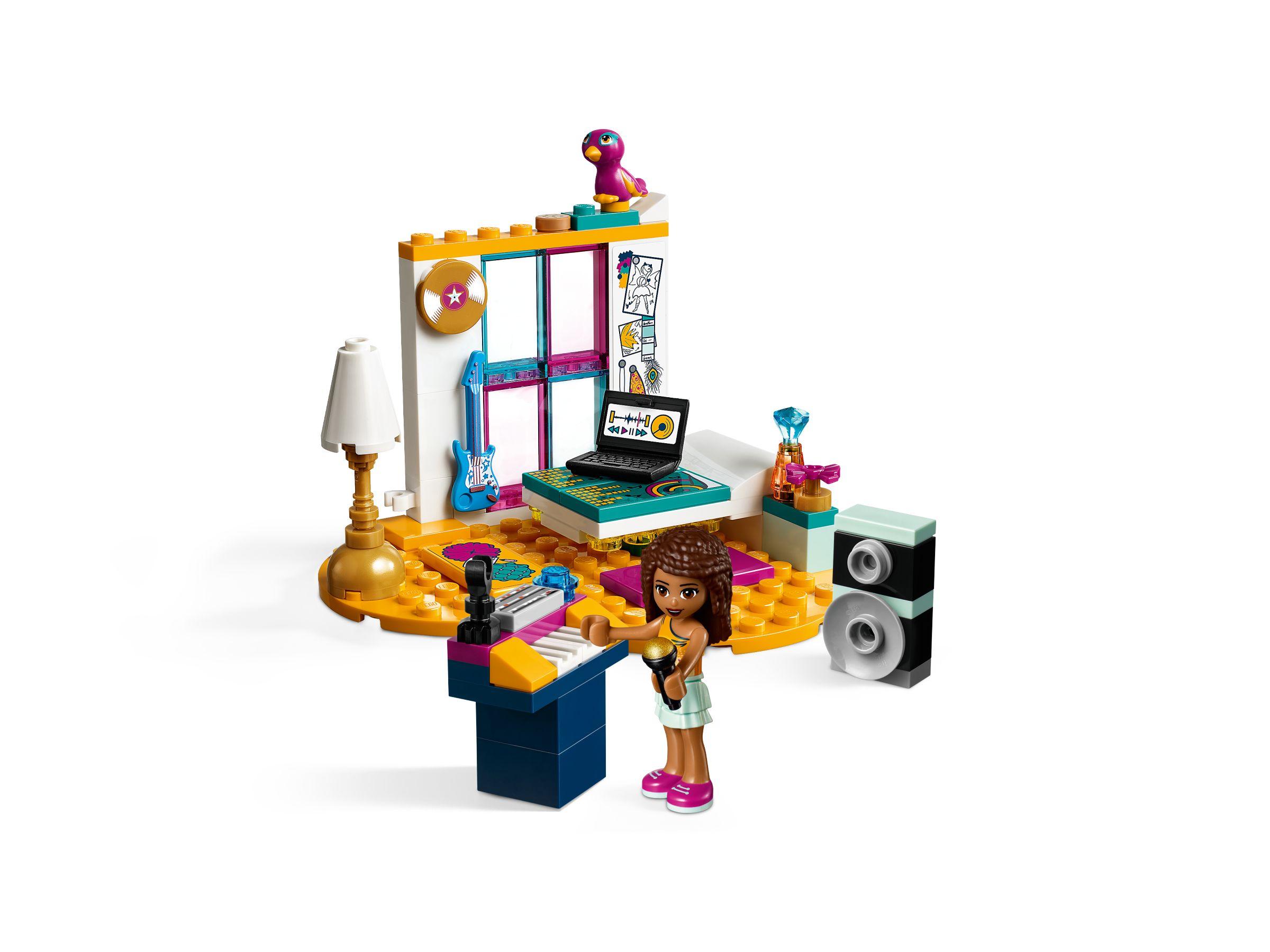 Lampada Lego Cuore : Lego friends u la cameretta di andrea
