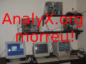 AnalyX Morreu!