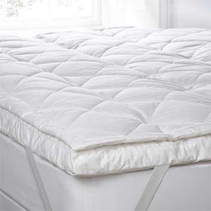 Comfortable Down Mattress Topper