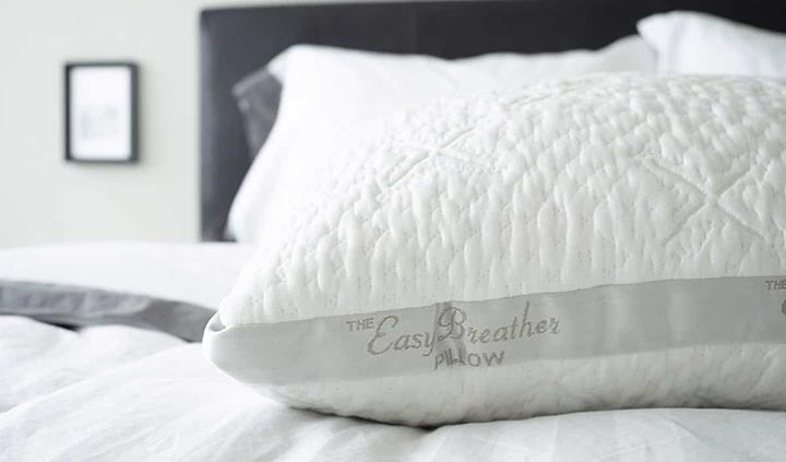 nest easy breather review where foam
