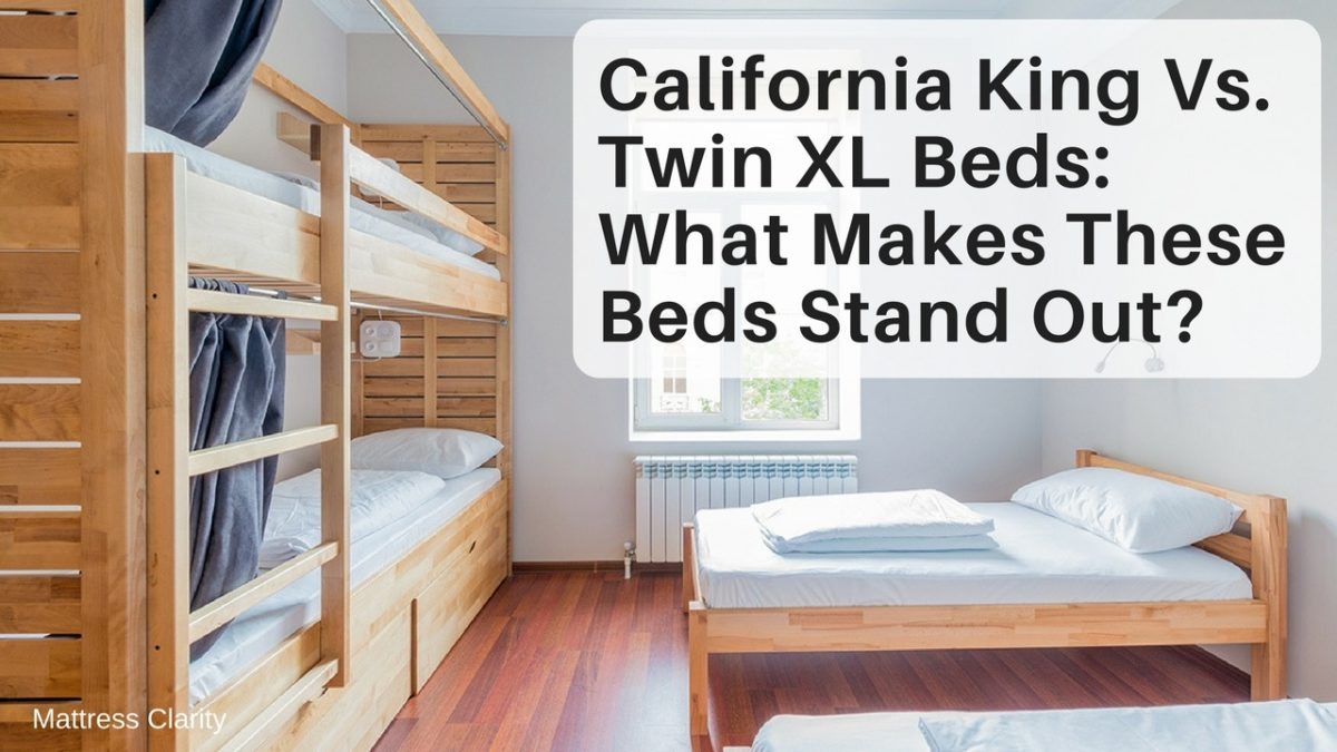 California King Vs Twin Xl Bed Sizes 2020 What Are The Differences
