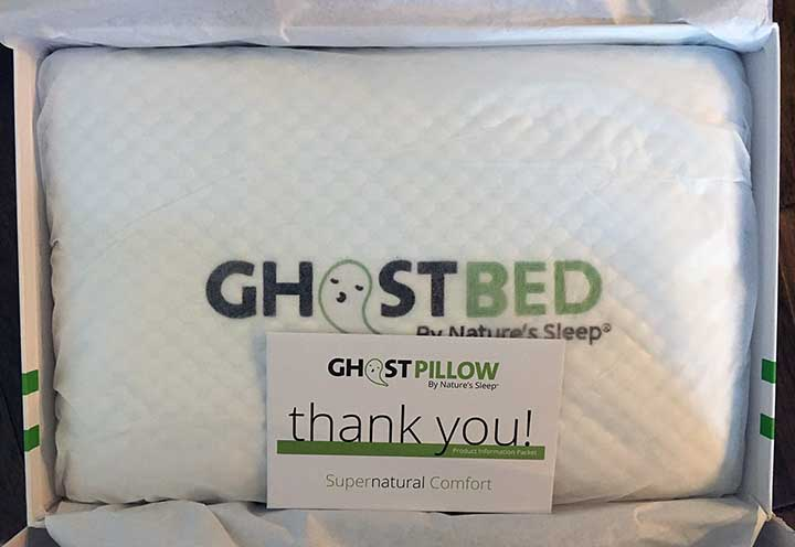 ghostpillow review is it cool enough