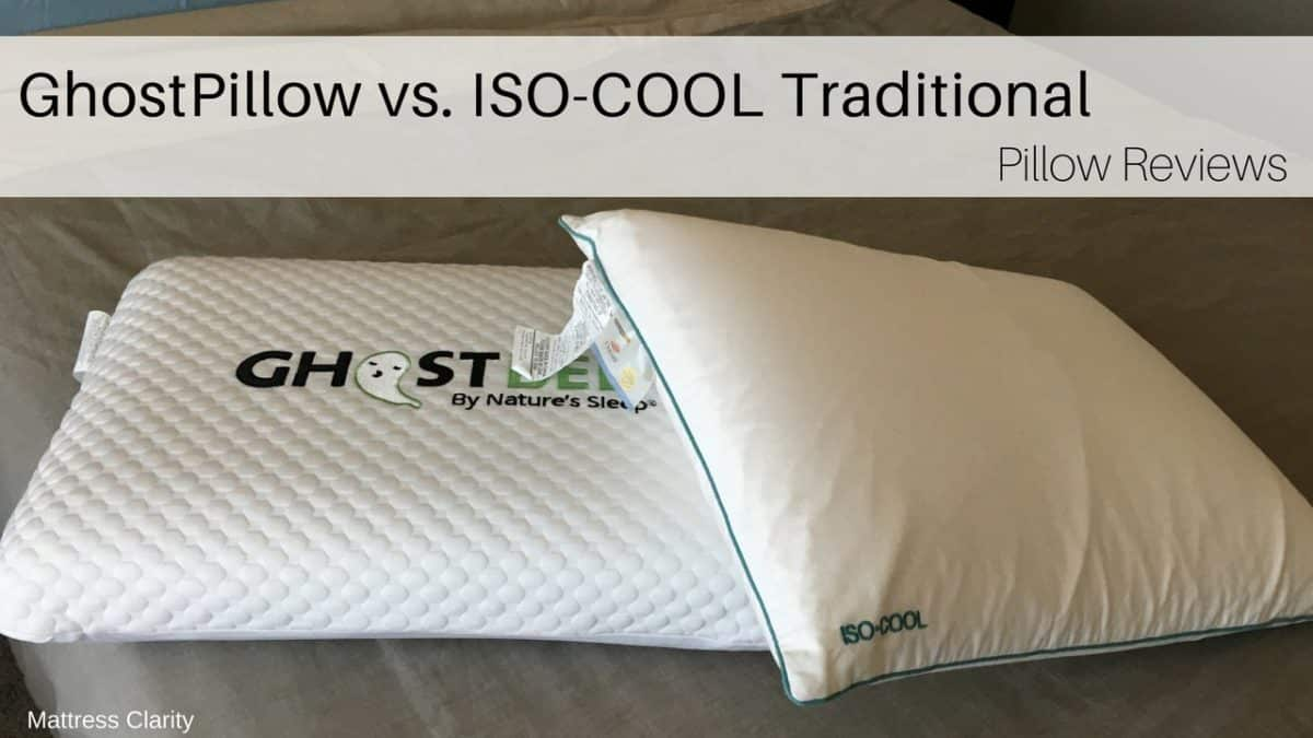 ghostpillow vs iso cool traditional