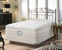 sealy posturepedic luxury plush euro pillowtop king set