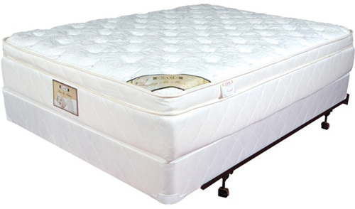 Fairfield Platinum Queen Mattress Set