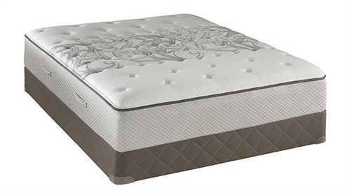 Twin Sealy Posturepedic Top Plush Mattress Set
