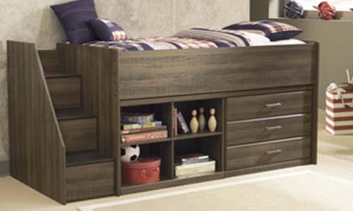 Ashley Juararo B251 Childs Bed Frame Mattress Warehouse