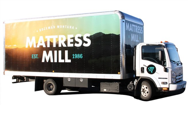 Quality Mattresses Delivered To Your Bedroom