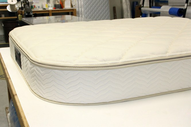 Custom Rv Mattress From Mill