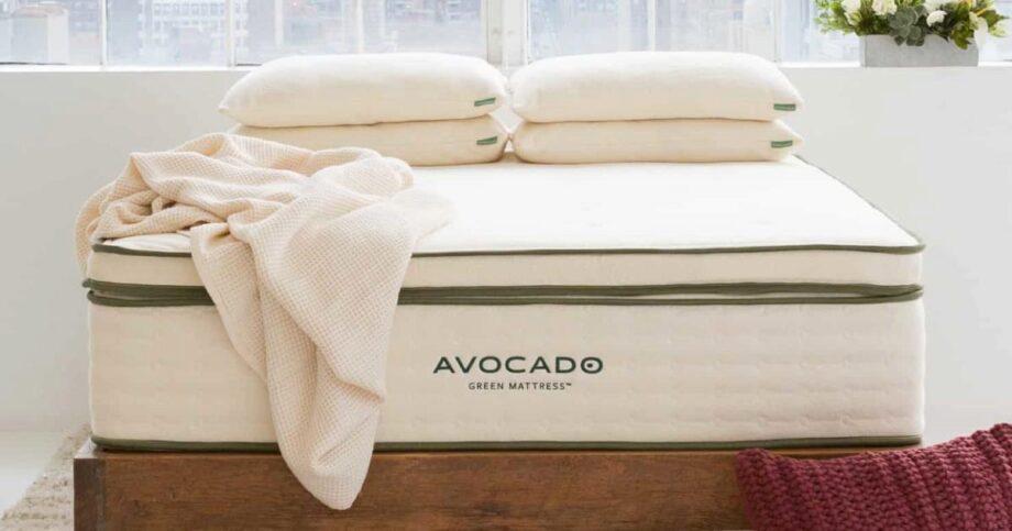 avocado green mattress review 2021