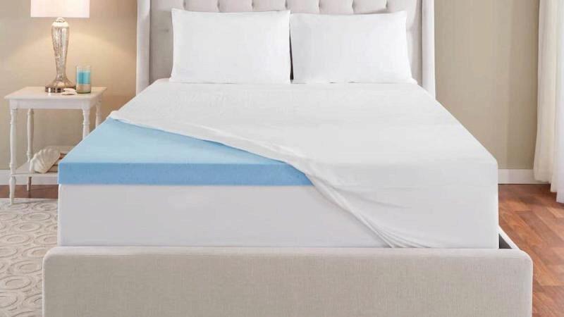 my pillow mattress topper review 2021