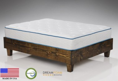 Dreamfoam Bedding Arctic Dreams 10-Inch