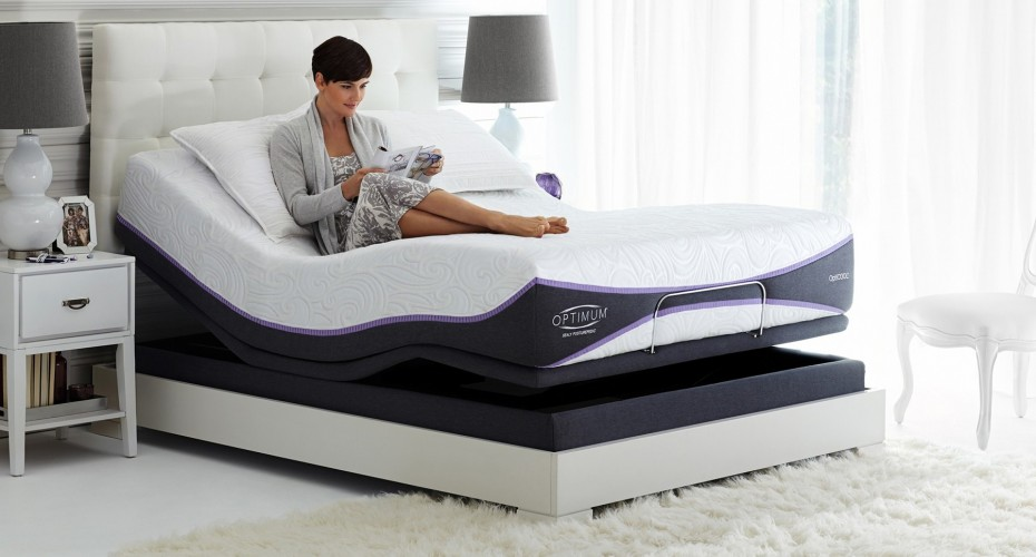 Sealy Reflexion Adjustable Beds Portland OR Mattress