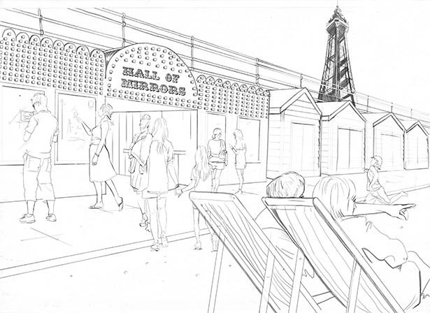 Scamp or Storyboard Artist - Matt Richards Illustration