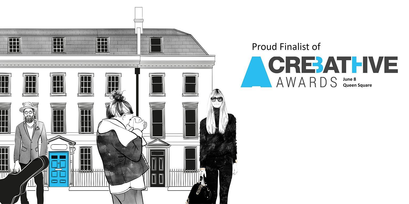 Proud Creative Bath Awards Finalist - designer category