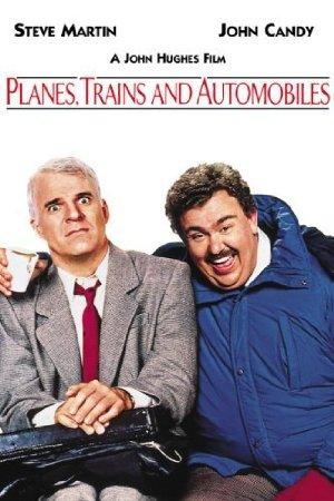 Planes, Trains & Automobiles poster