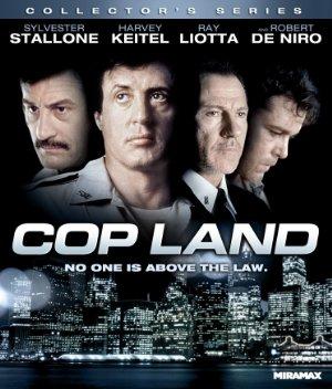 Cop Land poster