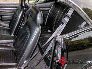6873 Nova 3 Point Seat Belt Front Kit | MCSB15