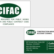 CIFAC - Business Cards