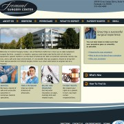 Fremont Surgery Center - Website Homepage