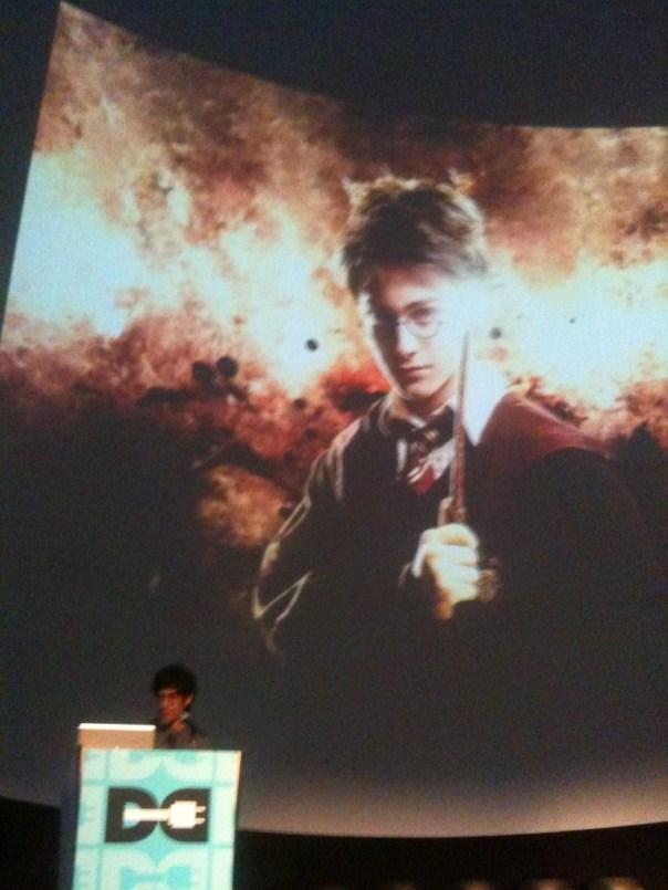 AaronSW speaks at DC Week 2011