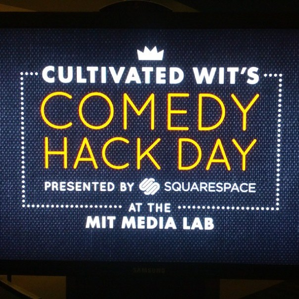 Cultivated Wit Comedy Hack Day
