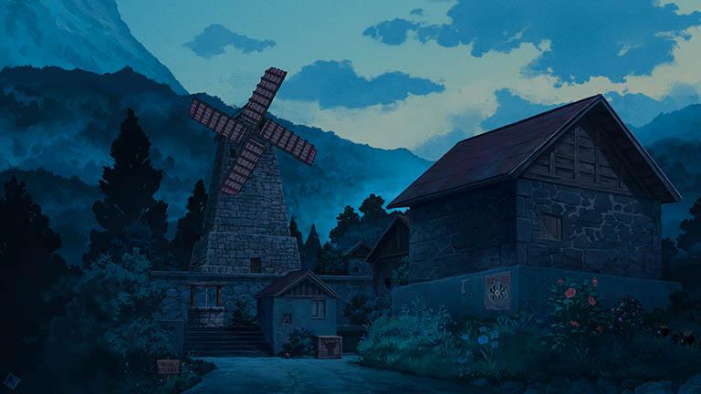 Zelda X Ghibli 4k Wallpaper Matt Vince