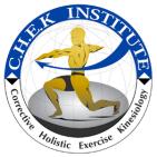 C.H.E.K. Institute Logo