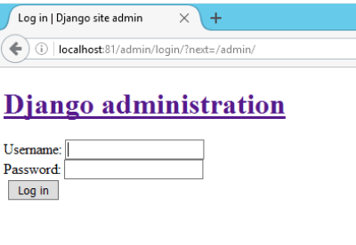 Running a Django Application on Windows Server 2012 with IIS | Matt