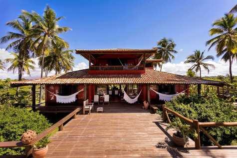 Aluguel de casas de luxo Busca Vida Bahia 2
