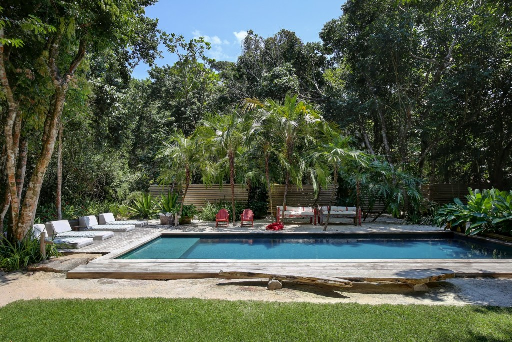 Carrrossel aluguel de casas de luxo Villa 15 em Trancoso Bahia 3