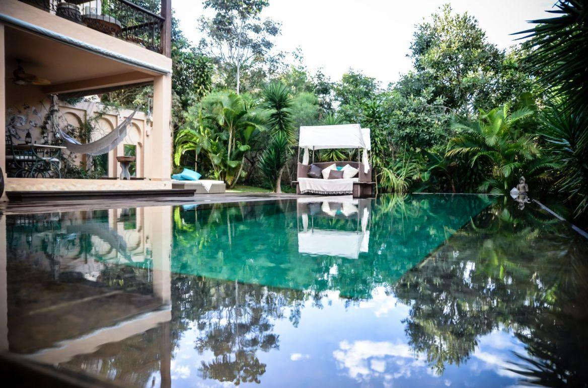 2 aluguel de casas de luxo Villa01 em Alto Paraiso Goiás