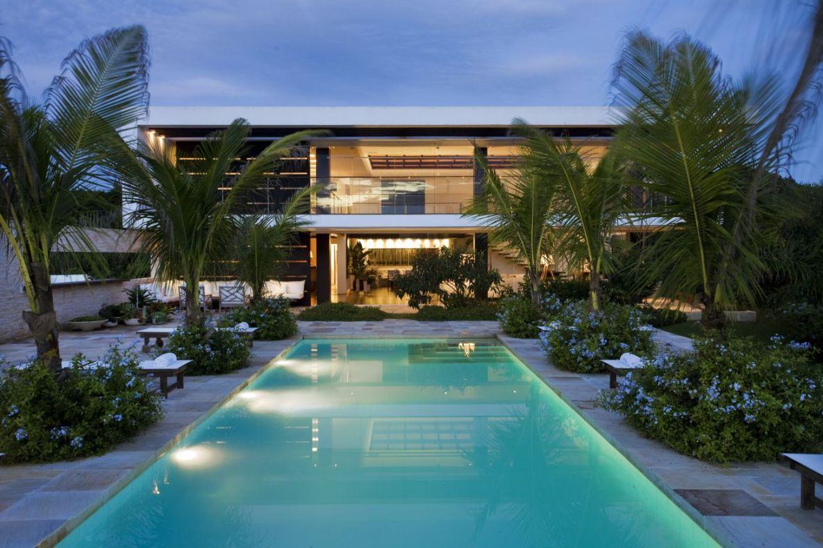 Gerais aluguel de casas de luxo Villa01 em Búzios Rio de Janeiro 3