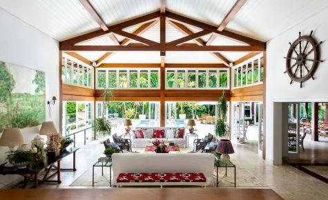 CAPA Aluguel de casas de luxo SPLitoral Villa 11 3