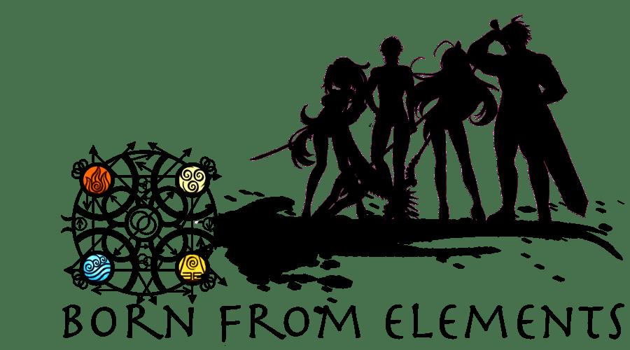 bornfromelements