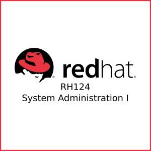 RH124 System Administration I