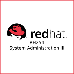 RH254 System Administration III