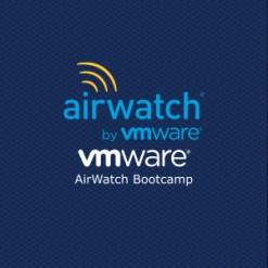 vmware airwatch bootcamp