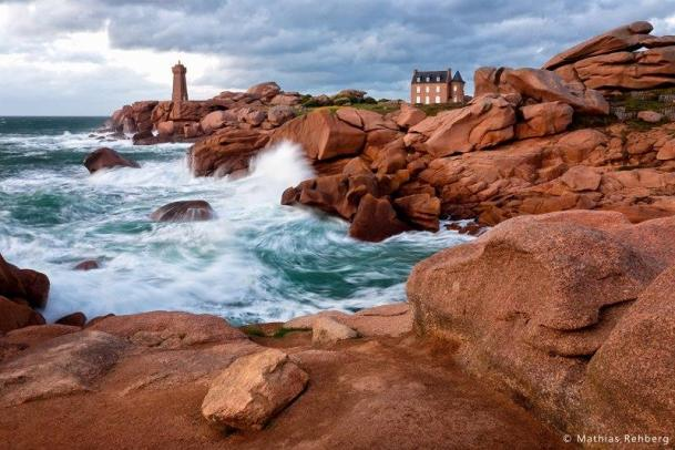 Bild der Woche – Leuchtturm Ploumanac'h