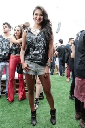Ex Miss Brasil Jakeline Oliveira