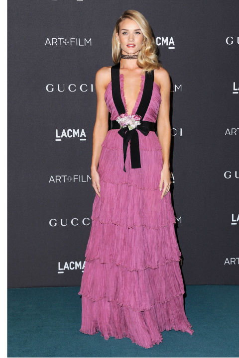 Rosie Huntington-Whiteley by Gucci