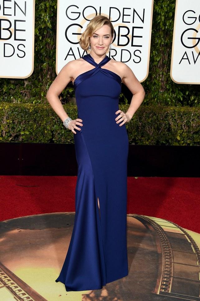 Kate Winslet de Ralph Lauren-laiscavalari