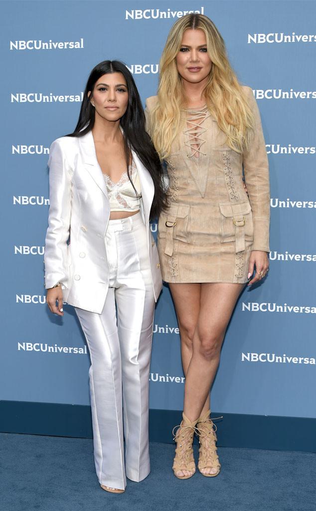 Kourtney e Khloe Kardashian
