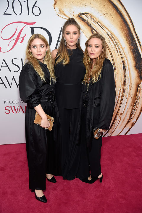Ashley, Elizabeth e Mary-Kate Olsen